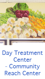 link to day treatment center Community reach center hand painted murals by boulder murals