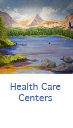 Boulder Murals, Health Care Centers murals