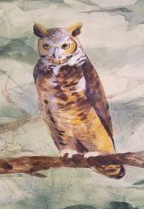 playroom owl